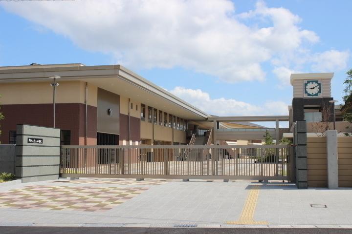 【小学校】老上西小学校