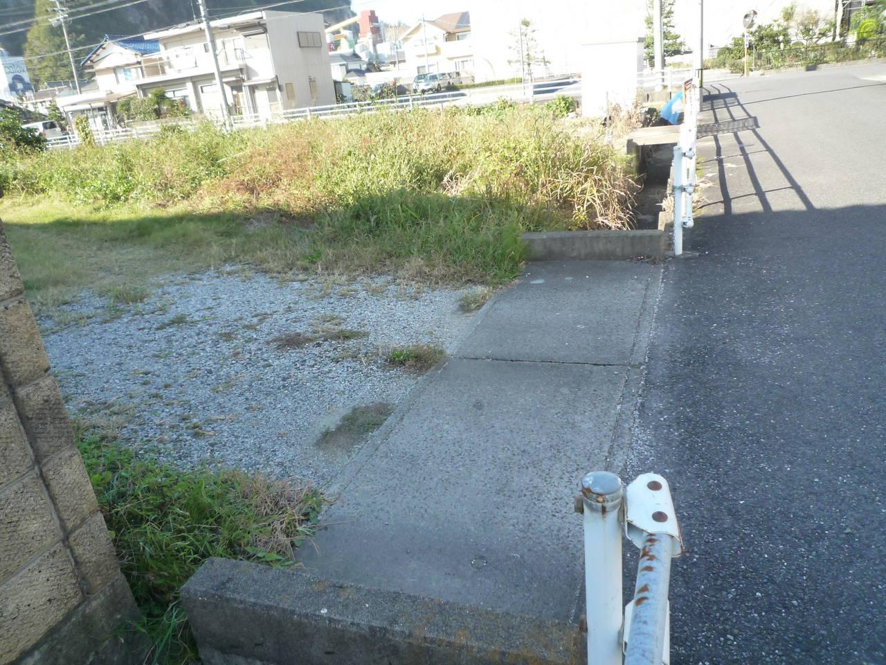 物件東側水路橋撮影
