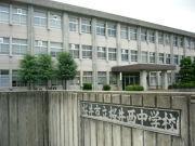 【近隣写真】桜井西中学校