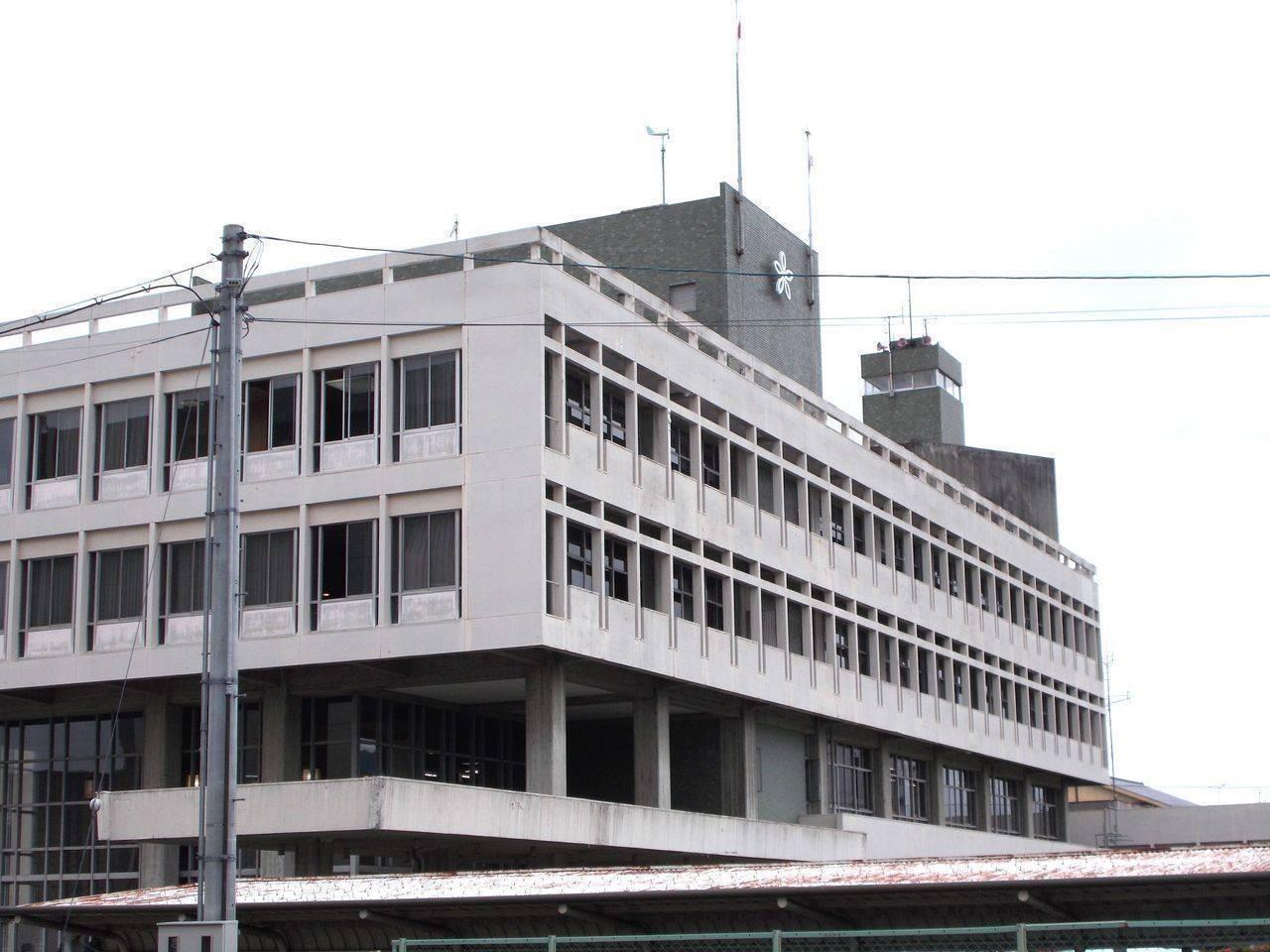 【役所】桜井市役所