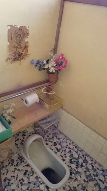 トイレは男性用もございます。