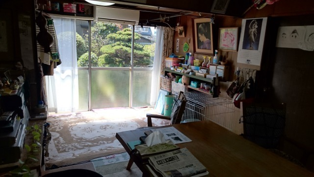 日当たり良好の洋室です。