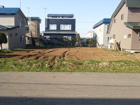 【外観写真】 江別市上江別東町の、売土地です