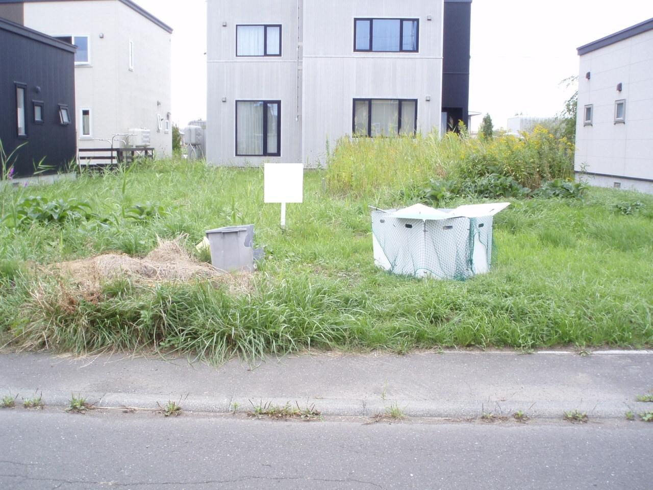 【外観写真】 江別市ゆめみ野東町の、売土地です