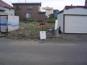 【外観写真】 江別市上江別南町の、売土地です