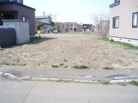 【外観写真】 江別市元江別本町の、売土地です