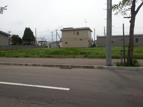 【外観写真】 江別市朝日町の、売土地です