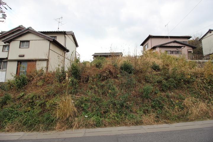【外観写真】 北屋敷 売土地 土地面積 42.95坪
