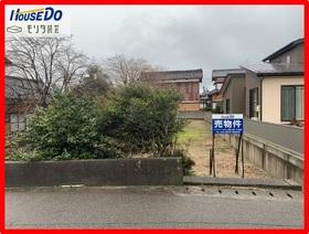 新潟市西区五十嵐3の町中