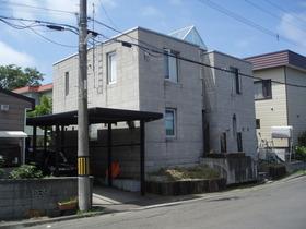 【外観写真】 江別市朝日町の、中古戸建です
