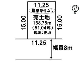 北海道苫小牧市永福町1丁目2-25 の売買土地物件詳細はこちら