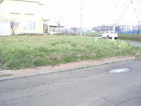 【外観写真】 江別市見晴台の、売土地です