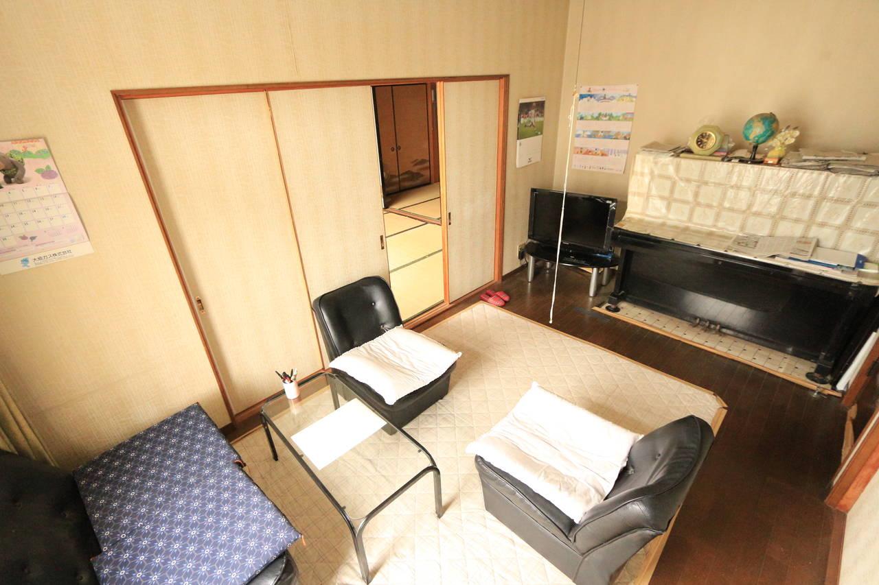 1階には4つのお部屋があり、ご家族の成長に合わせてお部屋の用途を変えられますね。