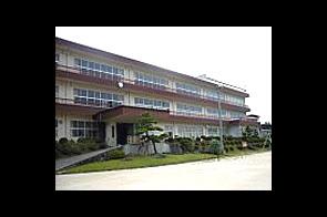 阿南第二中学校
