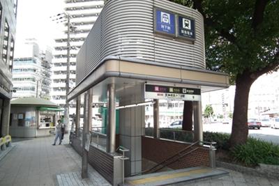 地下鉄堺筋線天神橋筋六丁目駅 ...