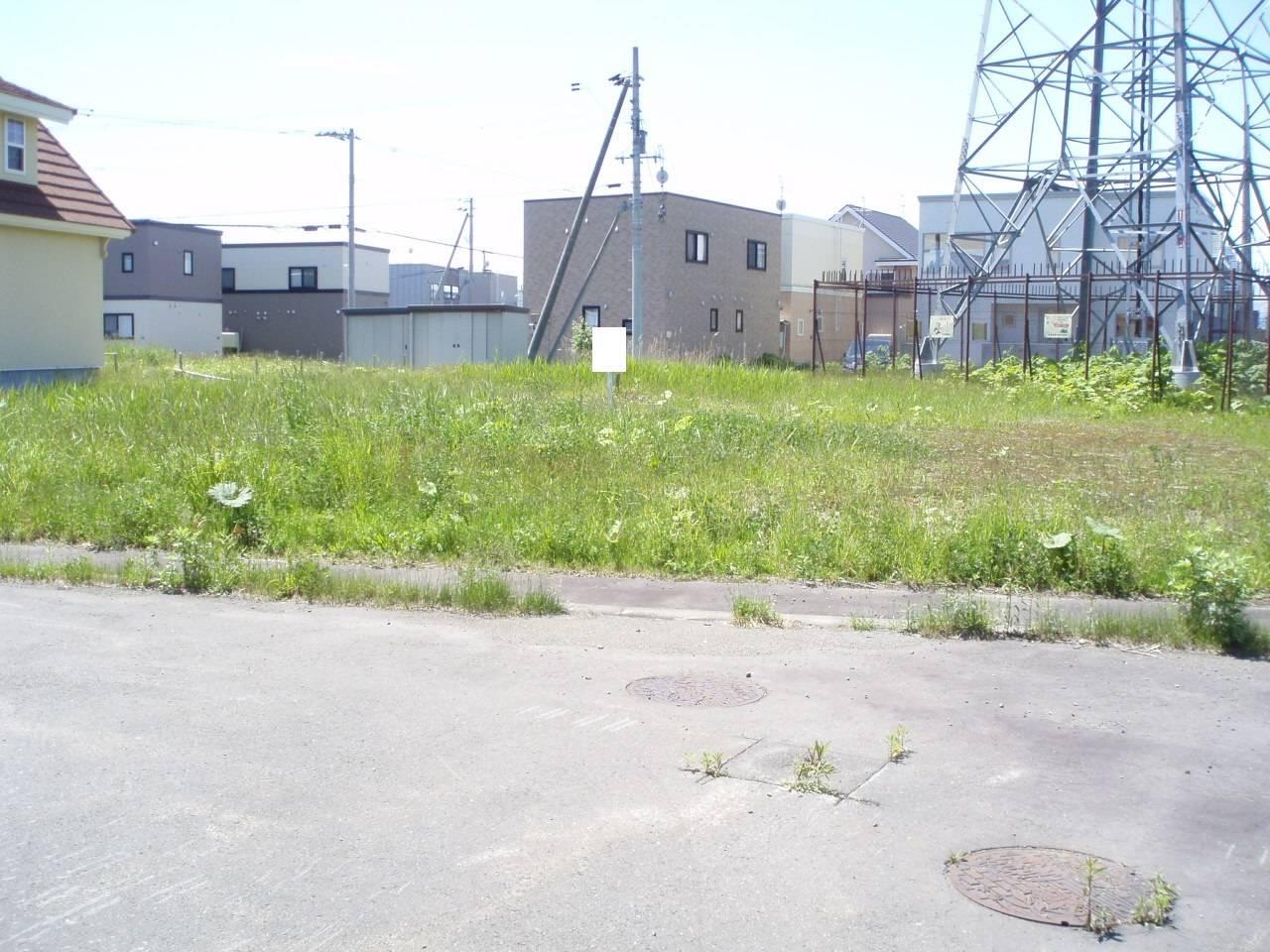 江別市萌えぎ野西の、売土地です
