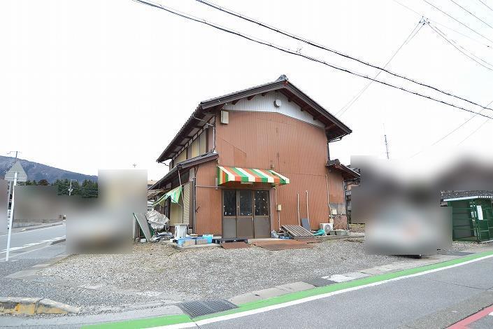 【外観写真】 建物:解体更地渡し