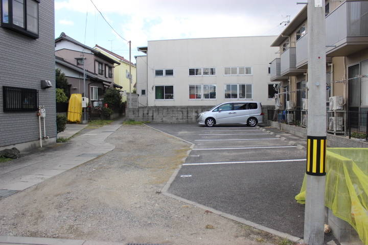普通車7台駐車可能