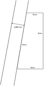 名取市高柳字圭田