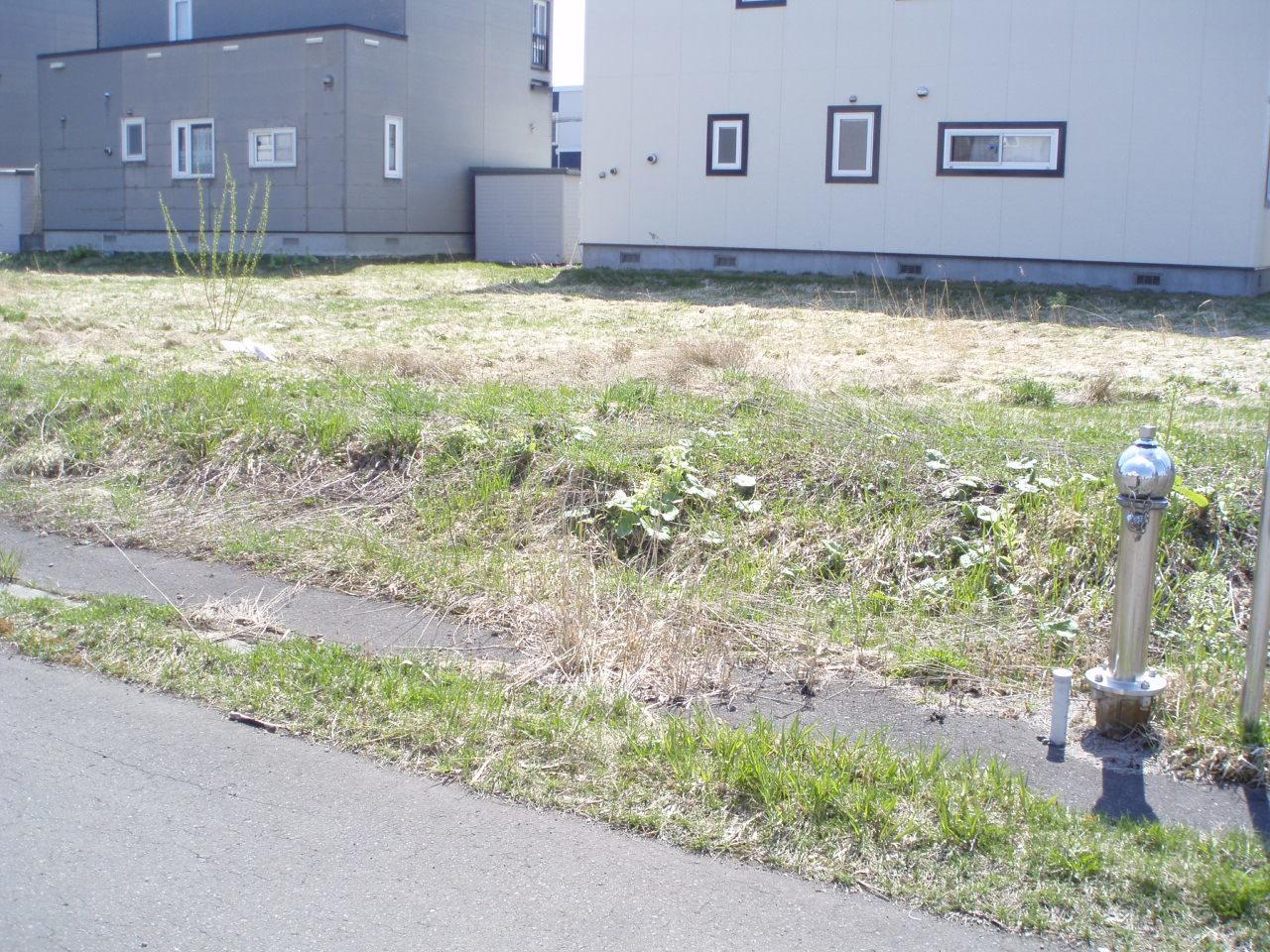 【外観写真】 江別市萌えぎ野東の、売土地です