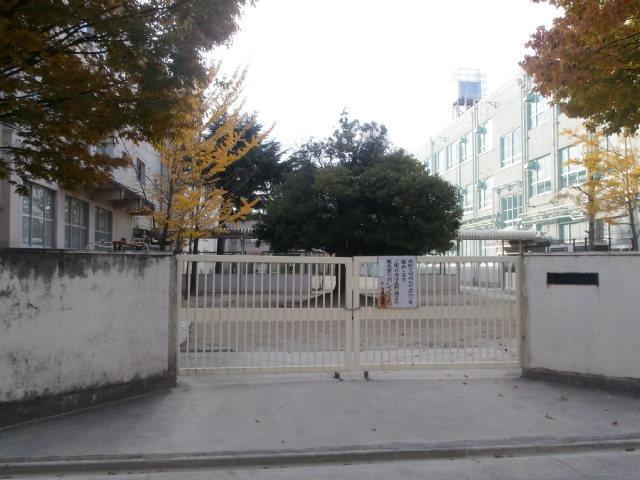 【中学校】名古屋市立萩山中学校