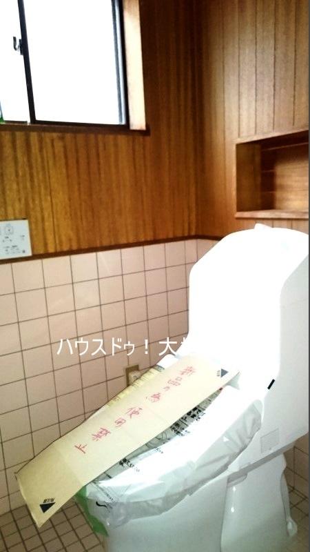 トイレは洋式・和式と両方ございます。