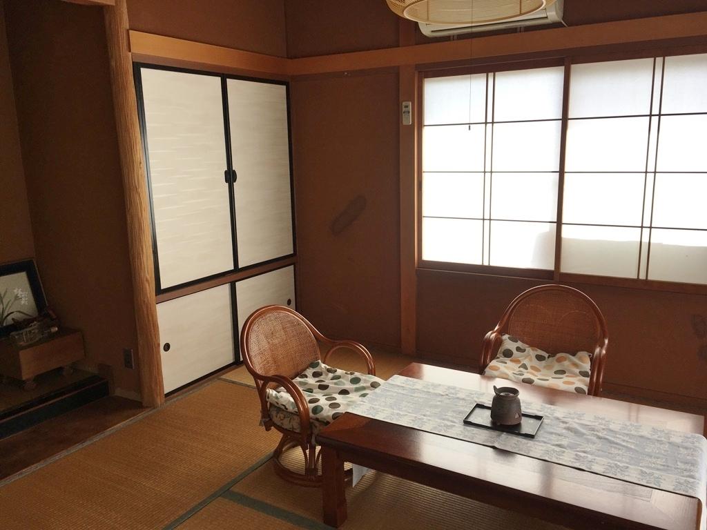 和室は 6畳と4.5畳があります。 両方の和室に押入れがあります。