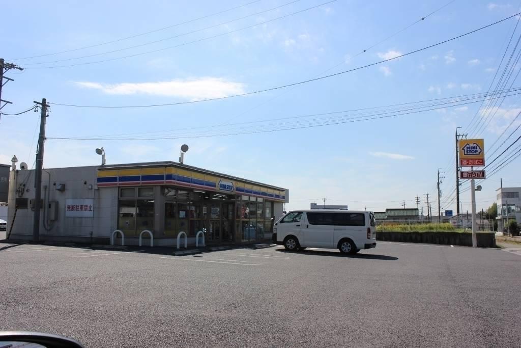 【コンビニ】ミニストップ知多南粕谷店