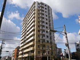 【外観写真】 平成20年築の綺麗なマンションです!名鉄常滑線「豊田本町」駅まで徒歩約2分♪名古屋駅までのアクセスも良好です!