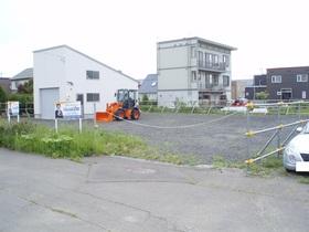 【外観写真】 江別市豊幌花園町の、売土地です