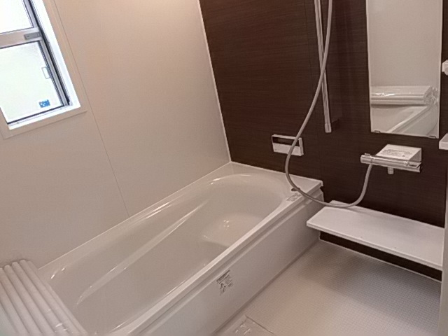 スイッチひとつでお湯張りのできるお風呂