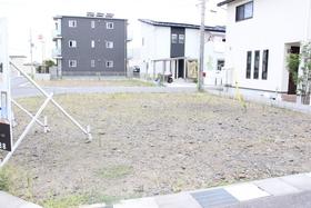 【外観写真】 角地・全15区画・土地約47坪・現況更地・JR手原駅まで徒歩8分