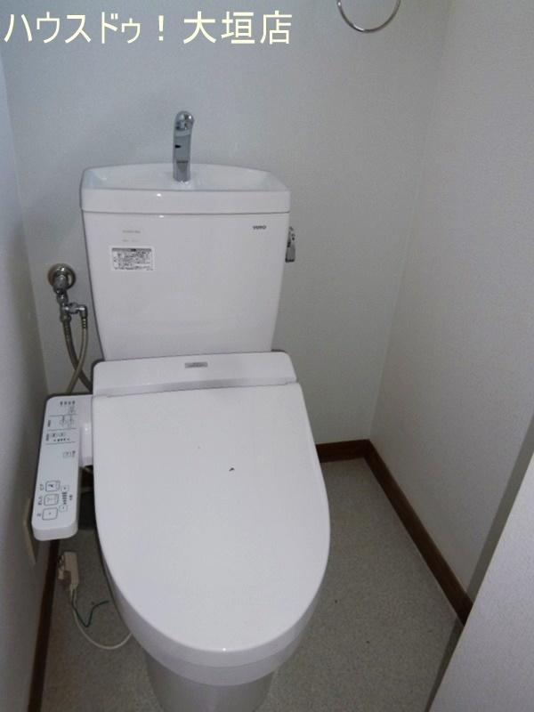トイレも交換済みです。