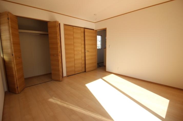 豊富な収納スペース。暮らしやすさの工夫が各所に感じられます。