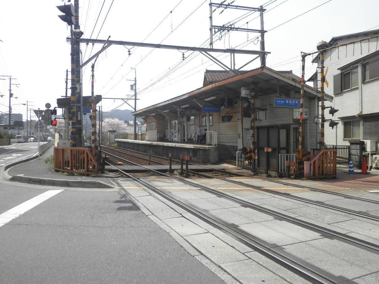京阪唐橋前駅まで徒歩26分