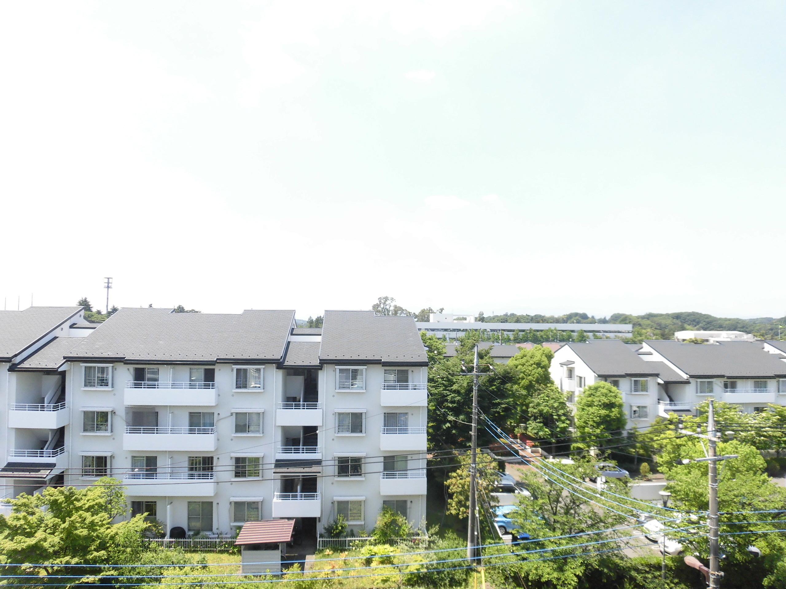 【外観写真】 住戸からの景色 眺望良好です!!