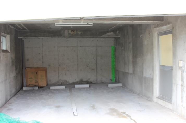1階車庫 3LDK+納戸 土地面積 31.79坪 建物面積 34.25坪