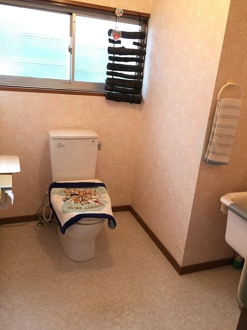 バリアフリーのトイレで、大家族でも安心して過ごせます♪