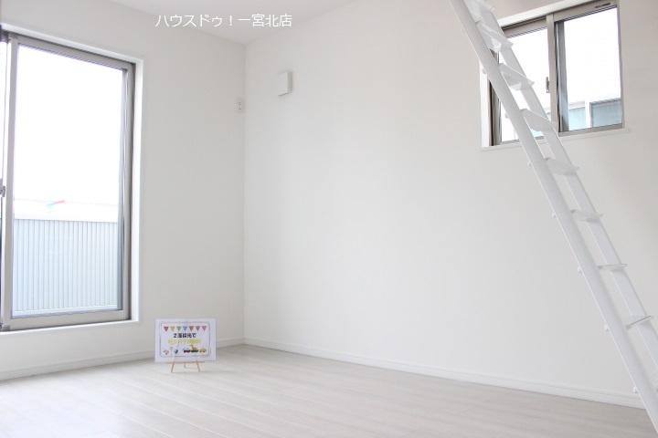 (ロフト付き洋室)