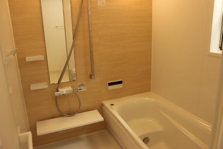 1坪以上のお風呂でのんびりバスタイム♪