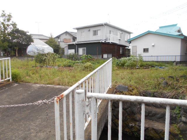 【外観写真】 富士宮市朝日町の売土地物件です。