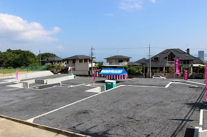 【外観写真】 眺望付分譲地 マキ'ハウス大津鶴の里 先着申込受付開始