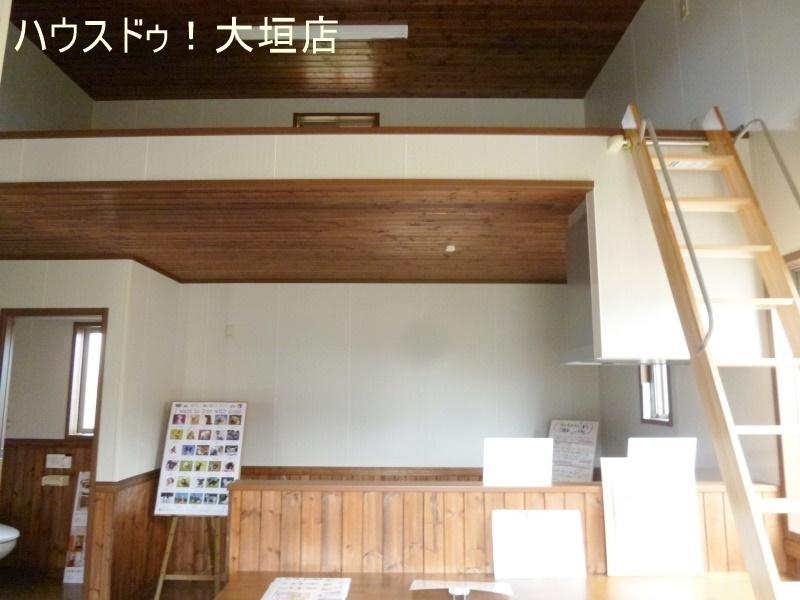 天井も一生大丈夫のように板貼りとしてあります。