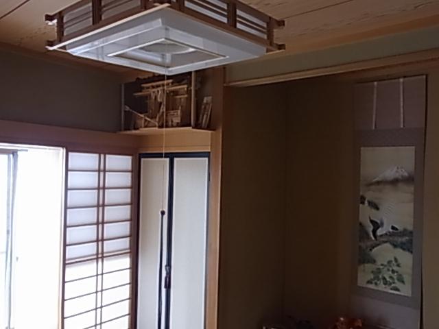 1F 6畳西側の和室です。