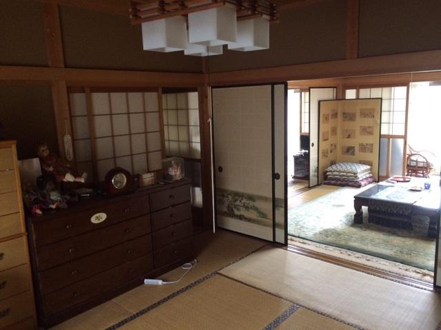 1階には3間和室があり、客間としてもお使い頂けます。