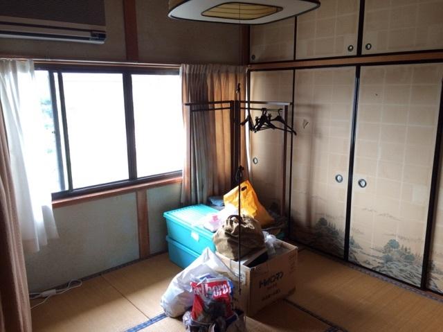 2階にも和室があり、お布団でお休みの方には嬉しいですね。