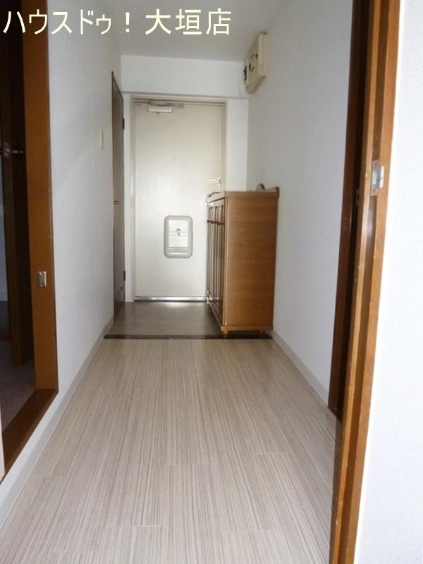 3LDKのお部屋は、ご家族で暮らすのに丁度よい広さです。