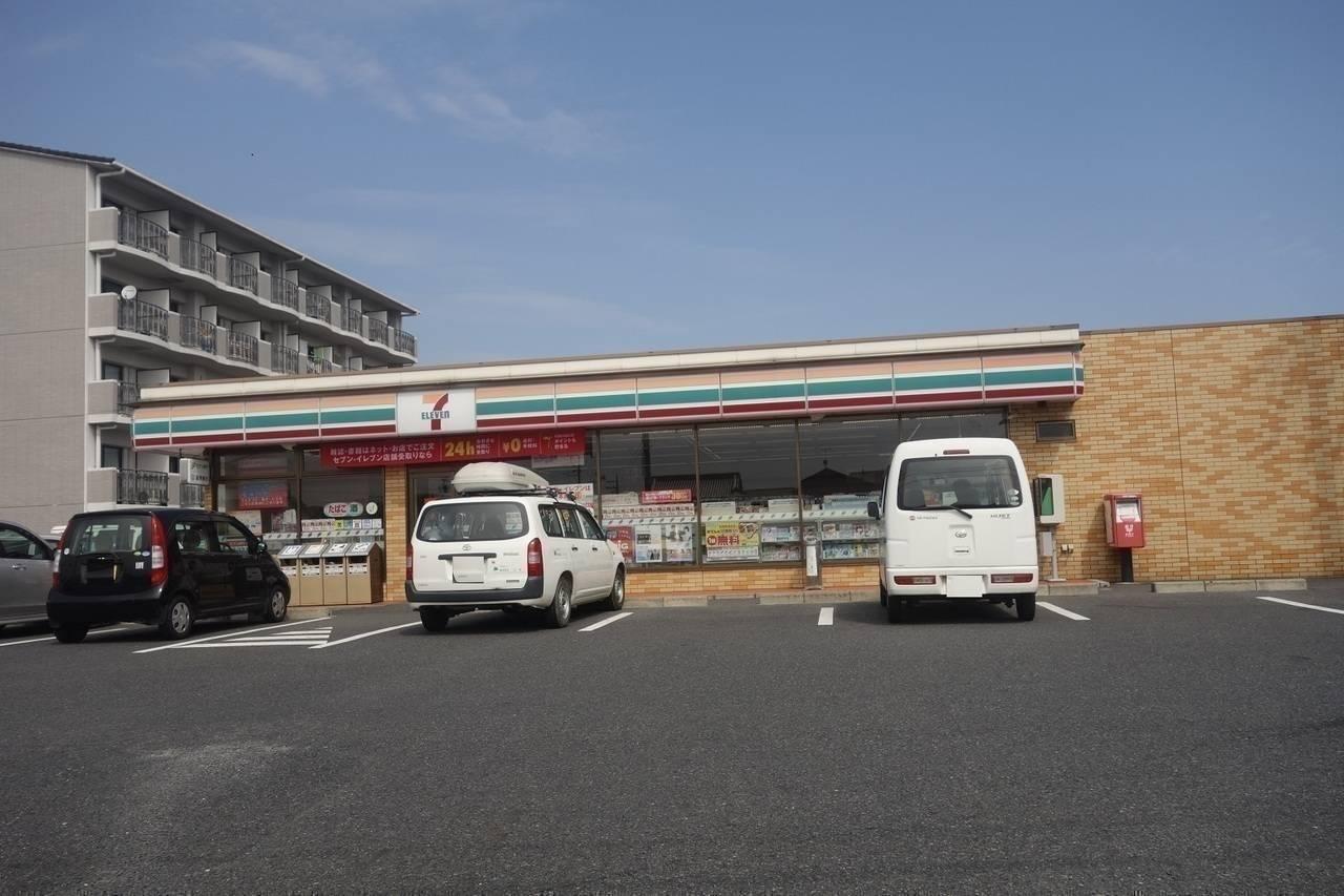 【コンビニ】セブンイレブン草津追分町店