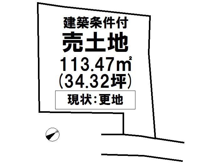 【区画図】 カースペース有り(車種によります)
