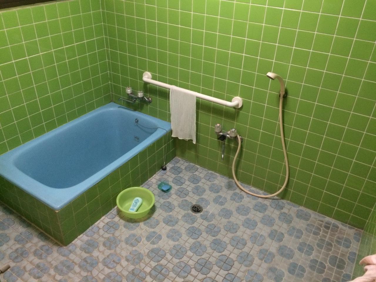 ③浴室 1坪以上